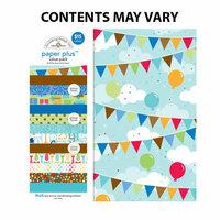 Doodlebug Design - Paper Plus Value Pack -Birthday Boy