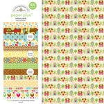 Doodlebug Design - Paper Plus Value Pack - Home