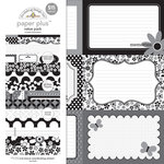 Doodlebug Design - Paper Plus Value Pack - Tuxedo
