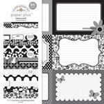 Doodlebug Design - Paper Plus Value Pack -Tuxedo