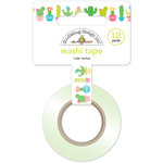 Doodlebug Design - Fun in the Sun Collection - Washi Tape - Cute Cactus