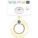 Doodlebug Design - Kitten Smitten Collection - Washi Tape - Here Kitty Kitty