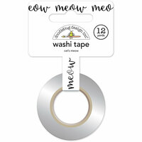 Doodlebug Design - Kitten Smitten Collection - Washi Tape - Cat's Meow