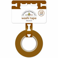 Doodlebug Design - Puppy Love Collection - Washi Tape - Bitty Bones