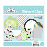 Doodlebug Design - Kitten Smitten Collection - Labels and Tags
