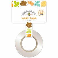 Doodlebug Design - Flea Market Collection - Washi Tape - Fall Flurry