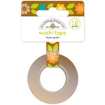 Doodlebug Design - Flea Market Collection - Washi Tape - Flower Garden