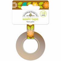 Doodlebug Design - Flea Market Collection - Washi Tape - Flower Garden