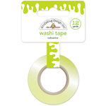 Doodlebug Design - Boos and Brews Collection - Halloween - Washi Tape - Radioactive