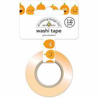 Doodlebug Design - Boos and Brews Collection - Halloween - Washi Tape - Jack-O-Lanterns