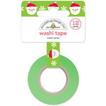 Doodlebug Design - Here Comes Santa Claus Collection - Christmas - Washi Tape - Sweet Santas