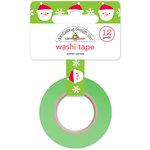 Doodlebug Design - Here Comes Santa Claus Collection - Christmas - Washi Tape - Sweet Santas