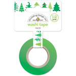 Doodlebug Design - Here Comes Santa Claus Collection - Christmas - Washi Tape - Tree Lot