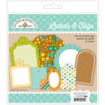 Doodlebug Design - Flea Market Collection - Labels and Tags