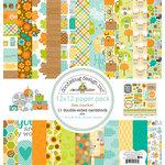 Doodlebug Design - Flea Market Collection - 12 x 12 Paper Pack