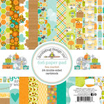 Doodlebug Design - Flea Market Collection - 6 x 6 Paper Pad