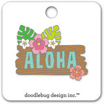 Doodlebug Design - Collectible Pins - Aloha