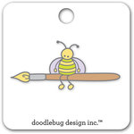 Doodlebug Design - Collectible Pins - Doodlebug