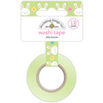 Doodlebug Design - Easter Express Collection - Washi Tape - Bitty Bunnies