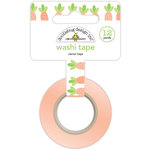 Doodlebug Design - Easter Express Collection - Washi Tape - Carrot Tops