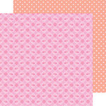 Doodlebug Design - Spring Things Collection - 12 x 12 Double Sided Paper - Bugs and Blossoms