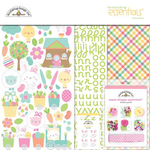 Doodlebug Design - Easter Express Collection - Essentials Kit