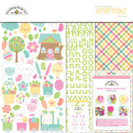 Doodlebug Design - Easter Express Collection - Essentials Kit