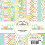 Doodlebug Design - Easter Express Collection - 6 x 6 Paper Pad