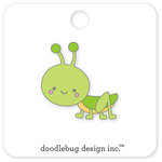 Doodlebug Design - Spring Things Collection - Collectible Pins - Hopper