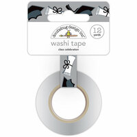 Doodlebug Design - Hats Off Collection - Washi Tape - Class Celebration