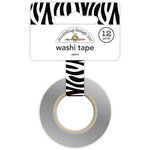 Doodlebug Design - At the Zoo Collection - Washi Tape - Zebra