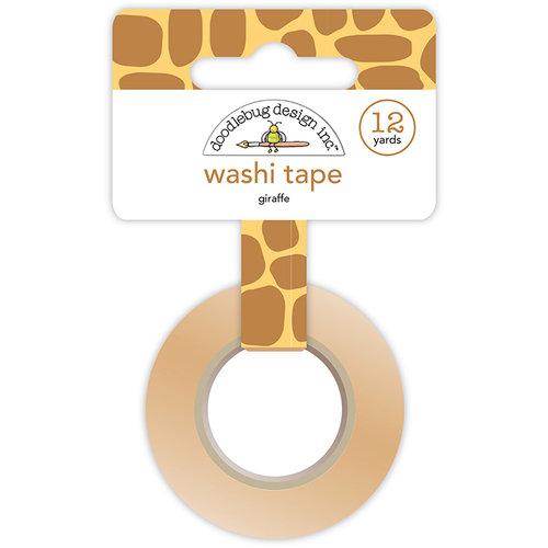 Doodlebug Design - At the Zoo Collection - Washi Tape - Giraffe