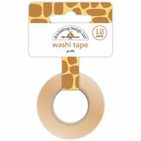 Doodlebug Design - At the Zoo Collection - Washi Tape - Giraffe