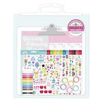 Doodlebug Design - Custom Collection - Calendar Kit