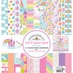 Doodlebug Design - Fairy Tales Collection - 12 x 12 Paper Pack