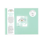 Doodlebug Design - 8 x 8 Storybook Album - Mint
