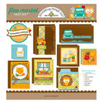Doodlebug Design - Card Kit - Flea Market - All Occasion