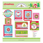 Doodlebug Design - Card Kit - Christmas