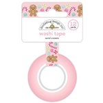 Doodlebug Design - Milk and Cookies Collection - Christmas - Washi Tape - Santa's Sweets