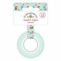 Doodlebug Design - So Punny Collection - Washi Tape - Soda-licious