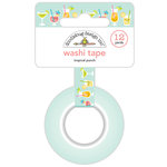 Doodlebug Design - Sweet Summer Collection - Washi Tape - Tropical Punch