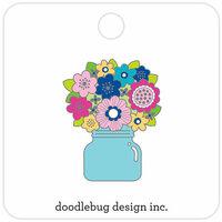 Doodlebug Design - Hello Collection - Collectible Pins - For You