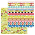 Doodlebug Design - Down on the Farm Collection - 12 x 12 Double Sided Paper - Down on the Farm