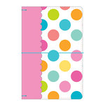 Doodlebug Design - Daily Doodles Collection - Travel Planner - Lots o' Dots - Undated