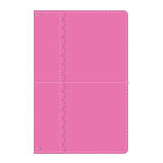 Doodlebug Design - Daily Doodles Collection - Travel Planner - Bubblegum - Undated