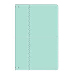 Doodlebug Design - Daily Doodles Collection - Travel Planner - Mint - Undated