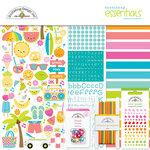Doodlebug Design - Sweet Summer Collection - Essentials Kit