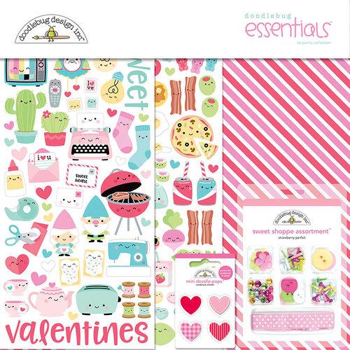 Doodlebug Design - So Punny Collection - Essentials Kit
