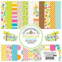 Doodlebug Design - Sweet Summer Collection - 6 x 6 Paper Pad