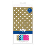Doodlebug Design - Daily Doodles Collection - Travel Planner - Inserts - Adorable Dots - 4 Pack